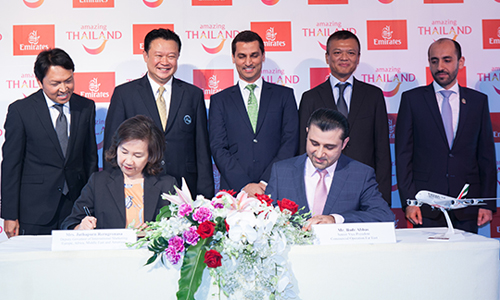 TAT and Emirates sign MOU June 2016_01-500