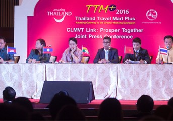 CLMVT can be packaged as a single destination, say senior tourism officials