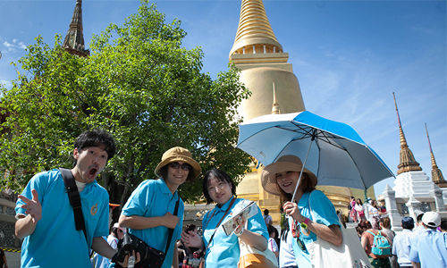 The 84 Perspectives of Thailand VDO