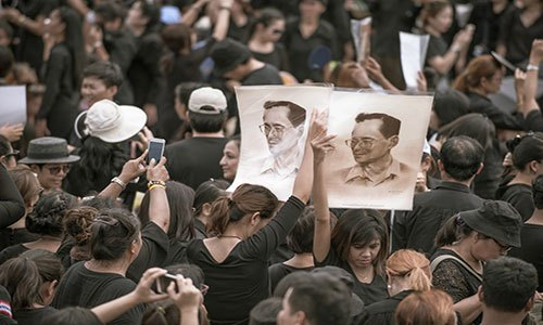 Thailand invites everyone to contribute to people's archive in remembrance of HM King Bhumibol Adulyadej