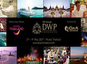 World's leading wedding planners to hold 2017 Congress Phuket
