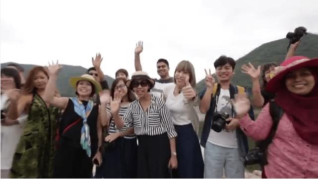 Amazing Thailand Amazing Experience media fam trip