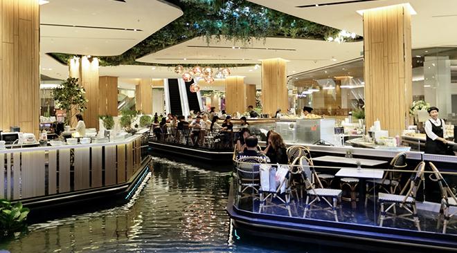 Siam Paragon opens Gourmet Garden new dining venue (2)