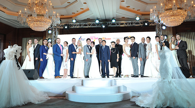 Thailand Wedding Destiny reaffirms Thailand's status as a wedding destination