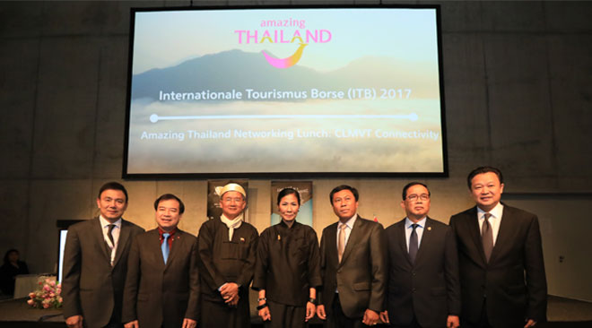 TAT invites CLMV Countries to join Thailand Networking Lunch at ITB 2017