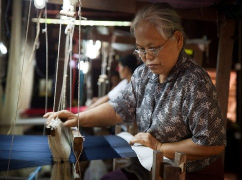 The Silver and Silk Villages of Surin