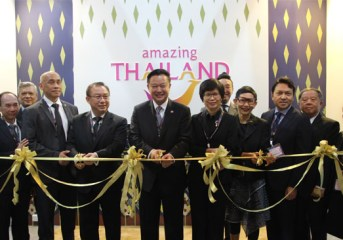 Good mix of Thai exhibitors represented at Arabian Travel Market 2017