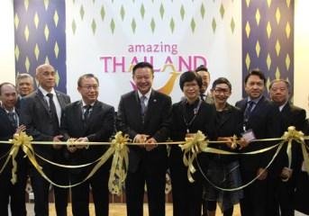 Good mix of Thai exhibitors represented at Arabian Travel Market 2017