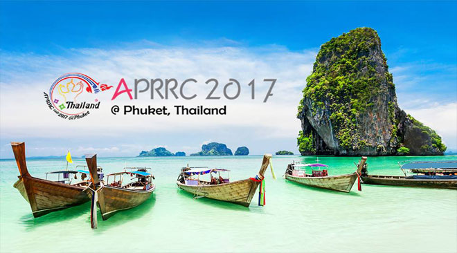 Asia-Pacific Regional Rotaract event in Phuket