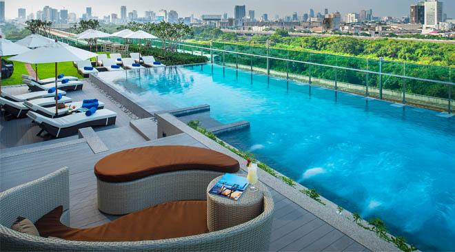 Mercure Bangkok Makkasan opens near Airport Link city station