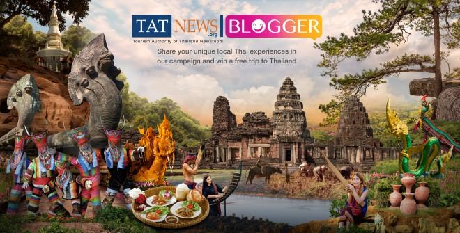 TAT Newsroom Blogger 2017 contest