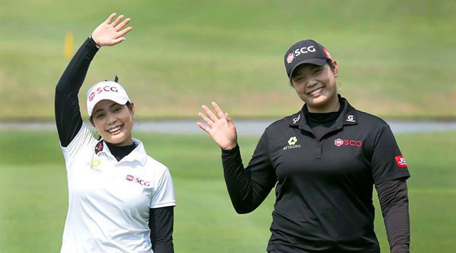 Tourism Authority of Thailand's Golf Ambassador Ariya Jutanugarn now World Number One