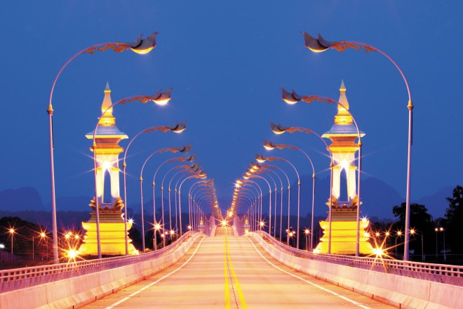 3rd Thai-Lao Friendship Bridge