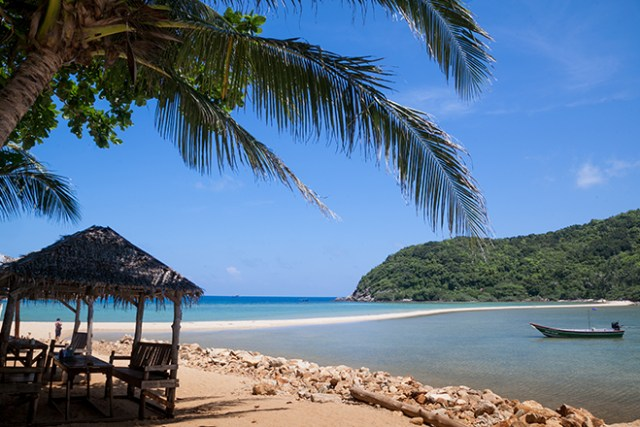 koh phangan thailand how to get there