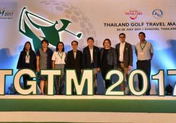 Thailand Golf Travel Mart 2017 to promote kingdom as golfing hub