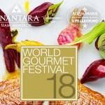 18th World Gourmet Festival Returns to Anantara Siam Bangkok Hotel