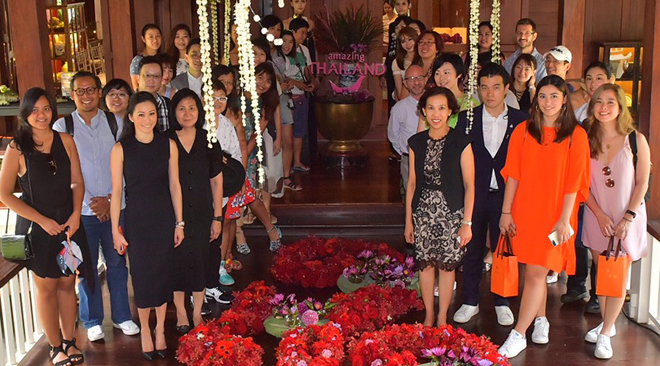 Travel bloggers enjoy 'Amazing Luxperience' of Women's Journey Thailand 2017 Campaign