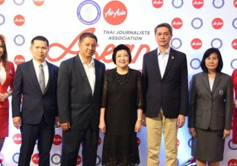 Thai Journalist Association and AirAsia host Asean Travel Journo Camp in Thailand