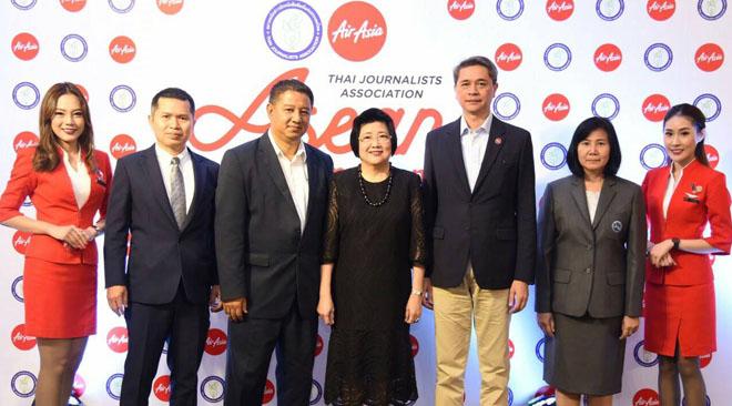 Thai Journalist Association and AirAsia hosts Asean Travel Journo Camp in Thailand