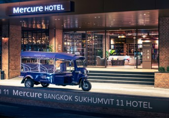 Mercure Bangkok Sukhumvit 11 now open