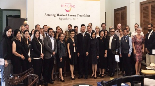 Thailand showcases luxury lifestyle experiences for top long-haul travel agents