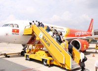 Vietjet launches flights to Phuket and Chiang Mai from Ho Chi Minh City
