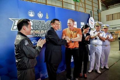 Air Race 1 World Cup Thailand 2017