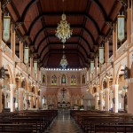 Cathedral of the Immaculate Conception in Chanthaburi