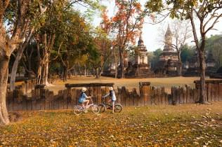 Si Satchanalai Historical Park, Sukhothai