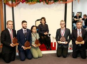 HRH Princess Ubolratana conferred 11th Thailand Green Excellence Awards
