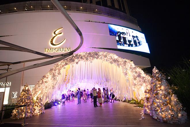 Winter Wonderland the Grand Celebration at Emporium