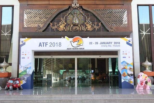 ATF 2018 Venue generic