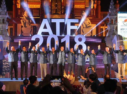 ATF Gala Opening - ASEAN Ministers