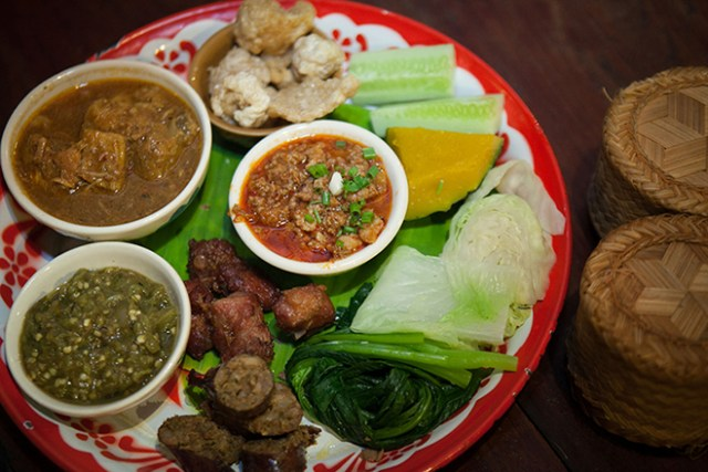Discover Thai Cuisine through its famous four regions  - Northern