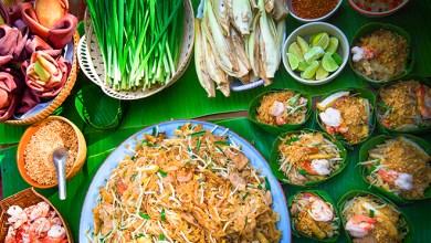 Discover Thai Cuisine through its famous four regions
