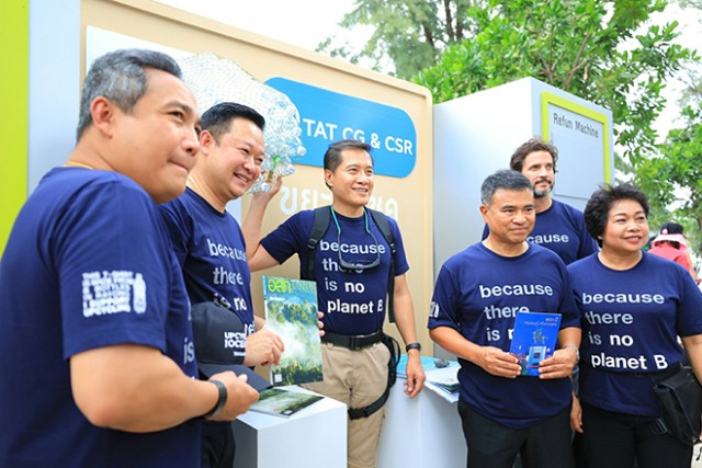 Upcycling the Oceans' project expands to Phuket