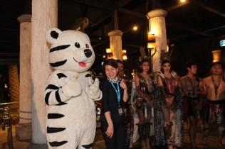 ATF 2018 Farewell Party at Chiang Mai Night Safari