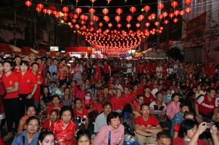 Chinese New Year 2018 celebrations at Bangkok Chinatown