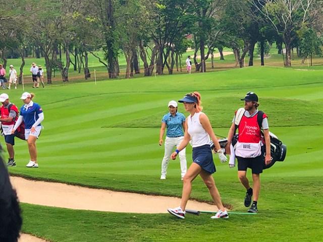 Michelle Wie Honda LPGA Thailand 2018