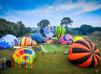 Thailand International Balloon Festival 2018