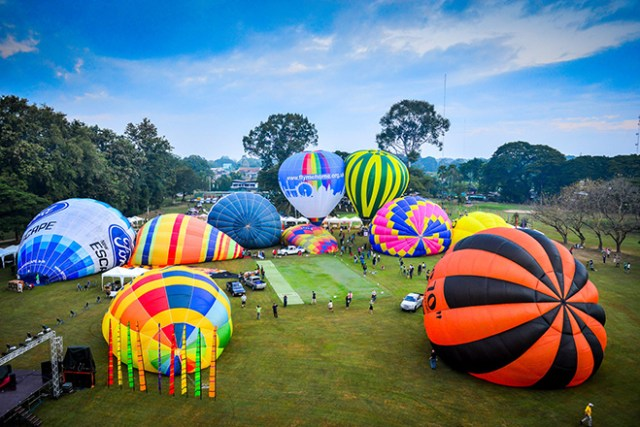 Thailand International Balloon Festival 2018