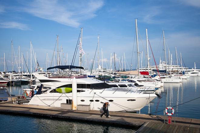 Thailand Yacht Show 2018