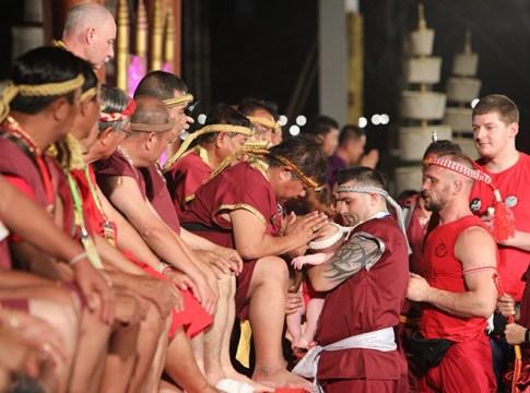 World Wai Khru Muay Thai Ceremony 2018