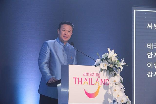 TAT Tourism Mega Fam Trip celebrates 60 years of Thai-Korea relations