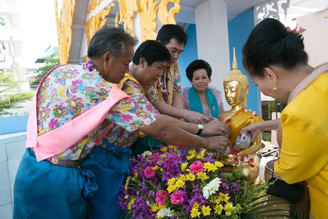 Songkran Prapadaeng - Samut Prakan