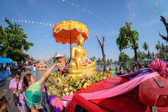 Sukhothai Grand Songkran Celebrations 2018