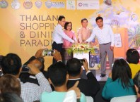 Eat, Shop and Chill at Mae Sot opening ceremony