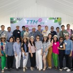 Executives from TAT's Tourism Management Program attended TTM+ 2018