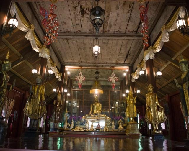 Wat Buppharam, Trat