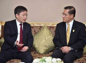 China thanks Thailand for rescue and assistance efforts